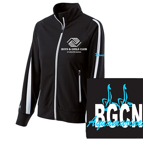 BGCN Aquamarines Jacket