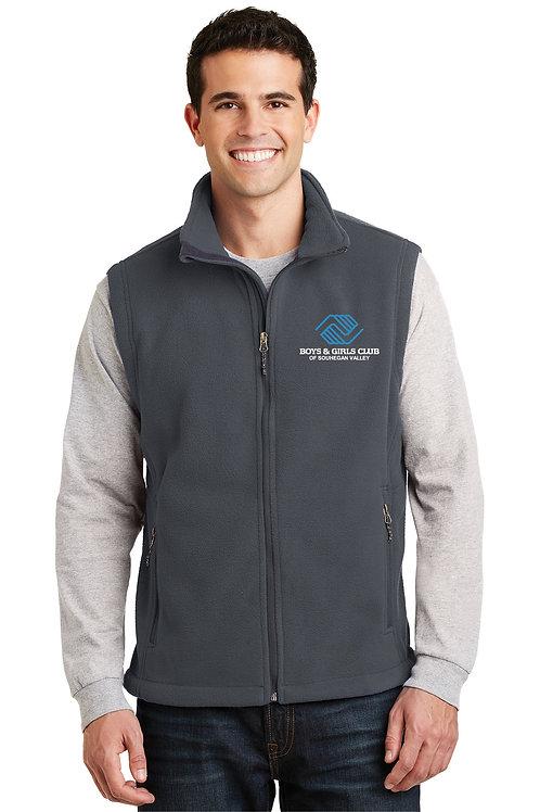 BGCSV Fleece Vest