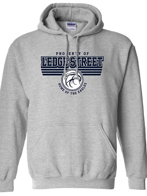 Ledge Street Hooded Sweatshirt