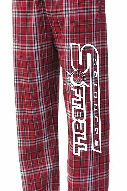 Spinners Softball Pajama Pants