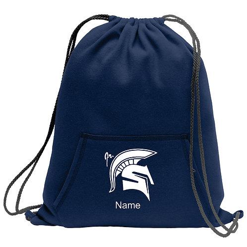 Milford Jr. Spartans Sweatshirt Cinch Bag