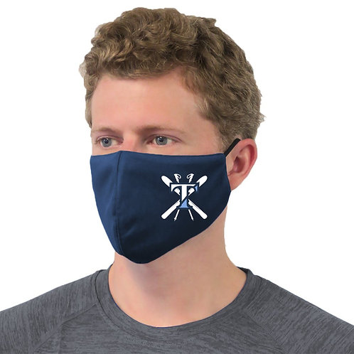 North Ski Team  Mask