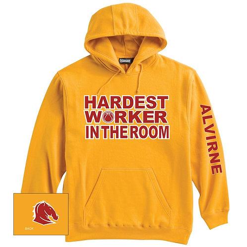 Alvirne High School Hardest Worker Sweathirt