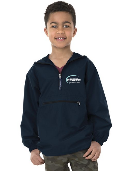 PAL Force Youth Pack N Go Pullover
