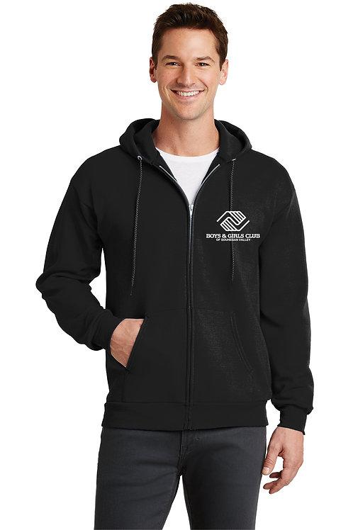 Boys Club SV Full Zip Sweatshirt