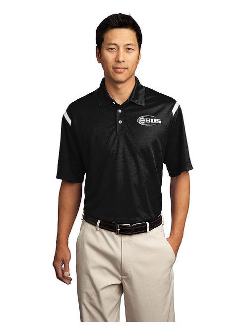 BDS Nike Dri-FIT Shoulder Stripe Polo