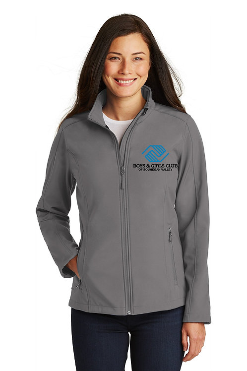 BGCSV Ladies Soft Shell Jacket