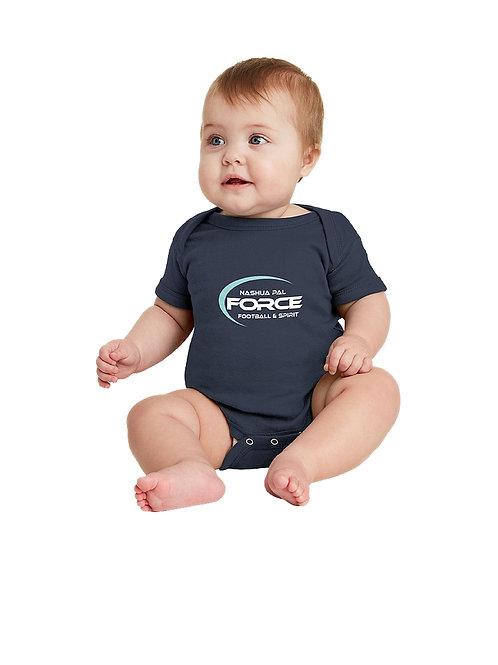 PAL Force Baby Short Sleeve Onesie