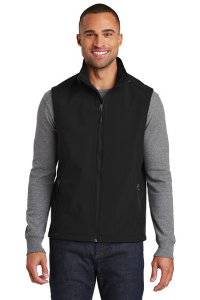 GLTS GEAR Men's Core Soft Shell Vest