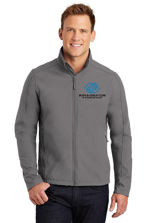 BGCSV Mens Softshell Jacket
