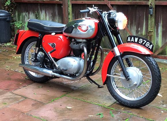 BSA A65 1963