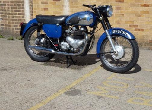 AJS 1959 Model 31 650cc