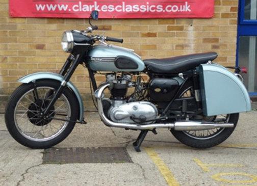Triumph T110 1955