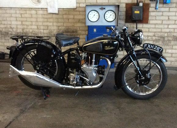 Velocette MSS 1939