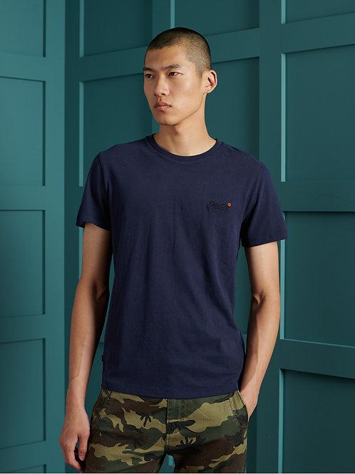 SuperDry Orange Label Vintage Embroidery T-Shirt - core colours