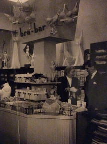 The Bra Bar, with Roger Walker