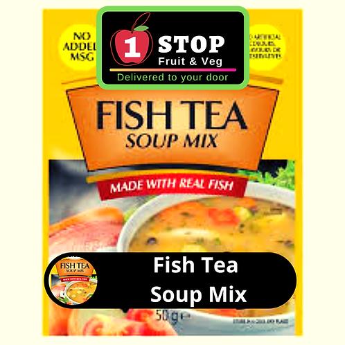 Fish Tea Soup Mix (Packet)