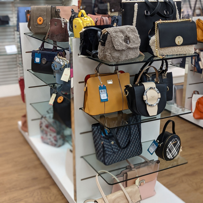 Handbag department