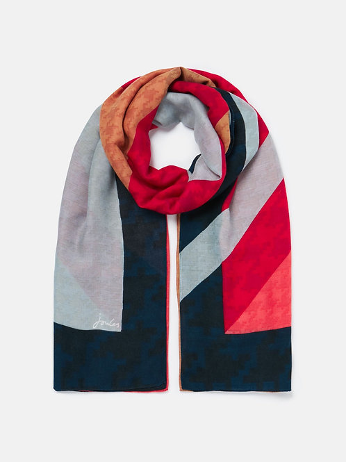 Joules River Scarf