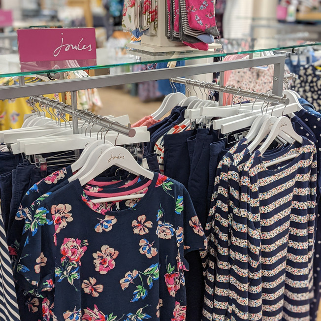 Joules department