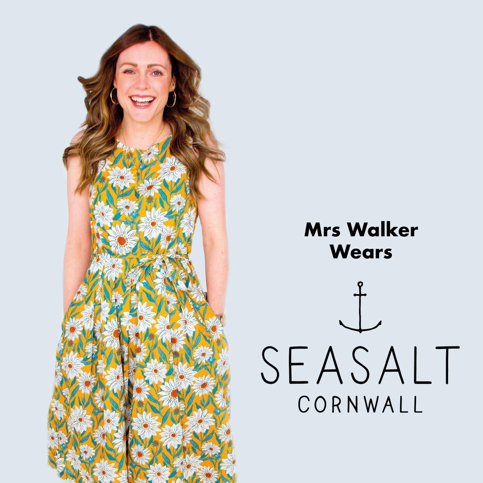 Mrs Walker Wears Seasalt
