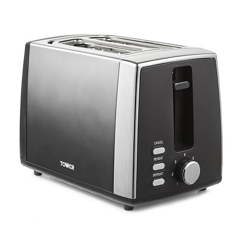 Tower Ombre 2 slice Toaster