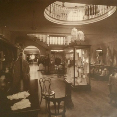 The ground floor, as it was