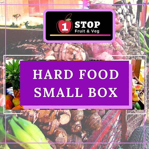 Hard Food Box (Small) Subscription
