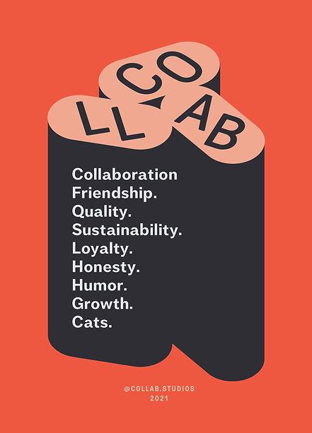 Collab, core values, artist, ceramics, p