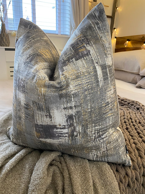 'Of The Moment' Duck Feather Cushion