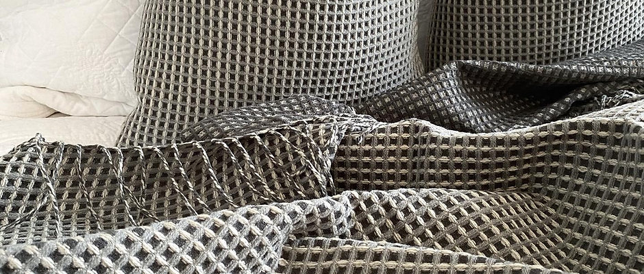 Rowan Grey Cushion