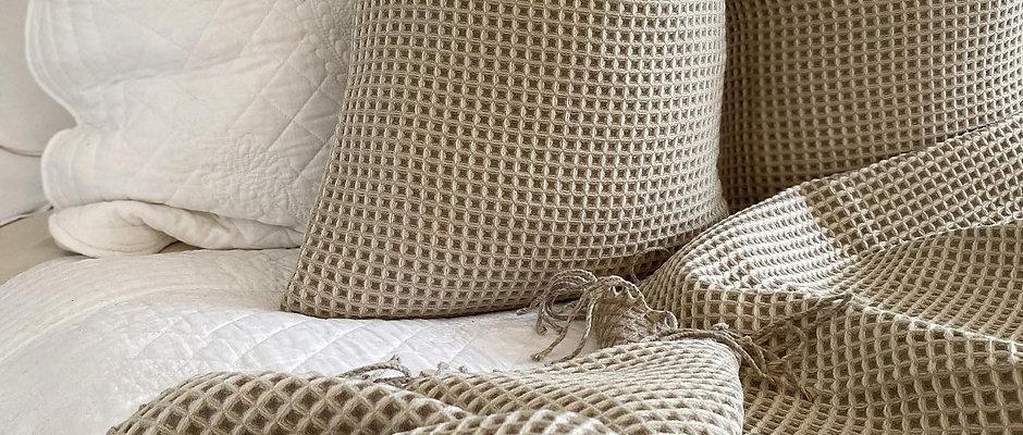 Rowan Natural Cushion