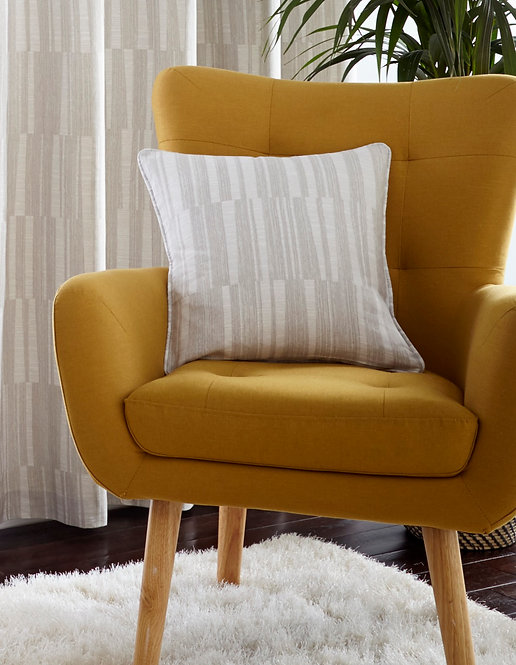 'Detroit' Cushions - Duck Feather Filled