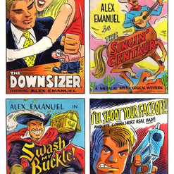 Alex Emanuel Movie Posters