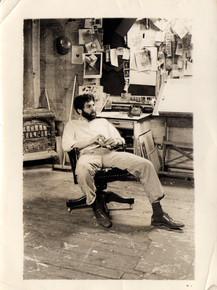 RG in studio
