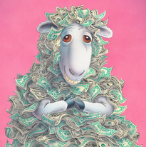 Money Sheep