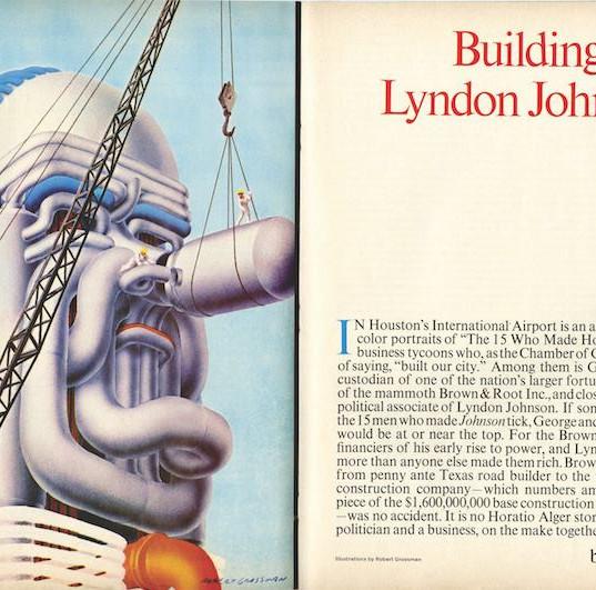 Building Lyndon Johnson