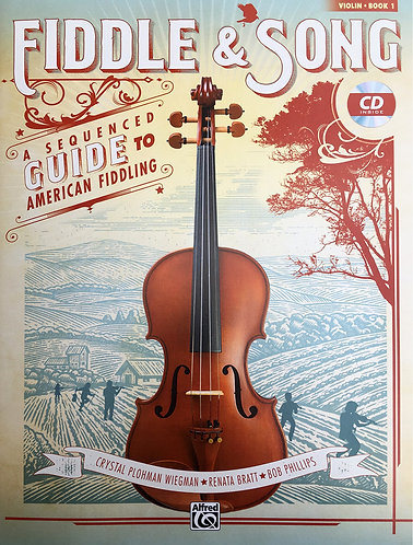 Fiddle & Song Violin