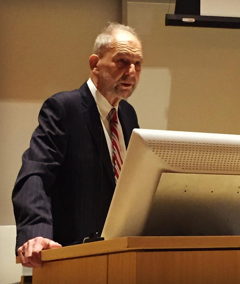 RG lecture at SVA