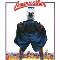 Americathon poster