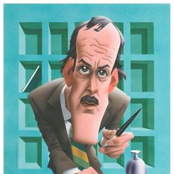 John Cleese, Sunday London Times