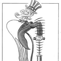 Uncle Sam Hubris