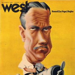 Howard Hughes, West Magazine