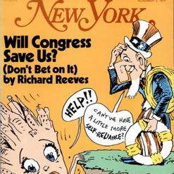 Will Congress Save Us< NY Magazine