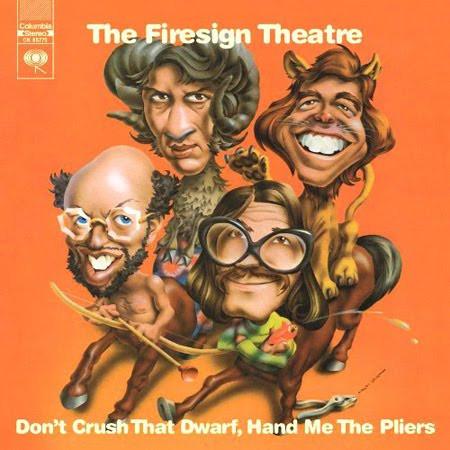 Firesign Theatre album cover