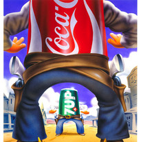 Coke vs 7UP