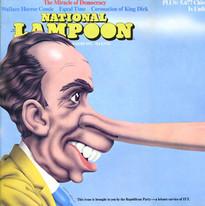 Nixon Pinocchio, National Lampoon