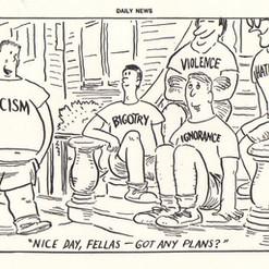 Nice Day Fellas, Daily News