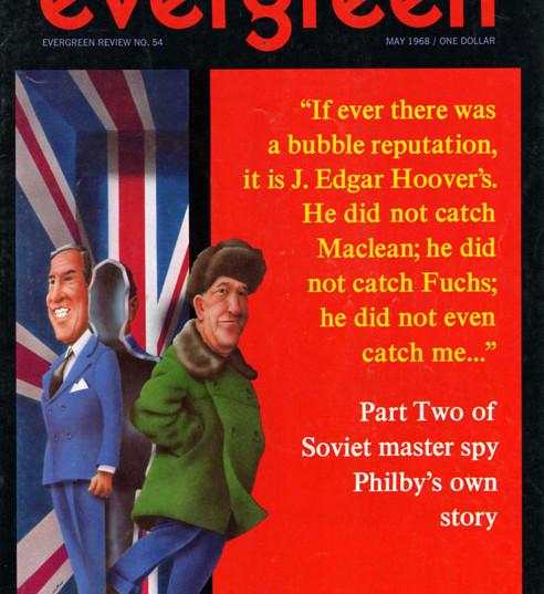 J. Edgar Hoover, Evergreen Review
