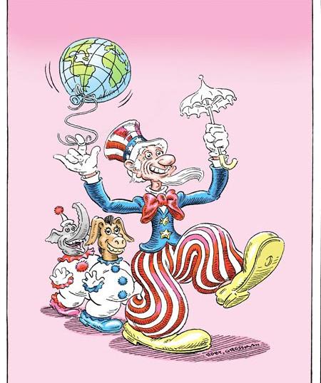 Clown Parade